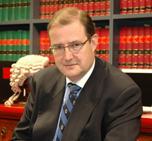 Dr Roert Dean, Barrister